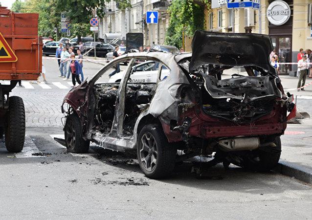 Tras el asesinato del periodista ucraniano Pável Sheremet