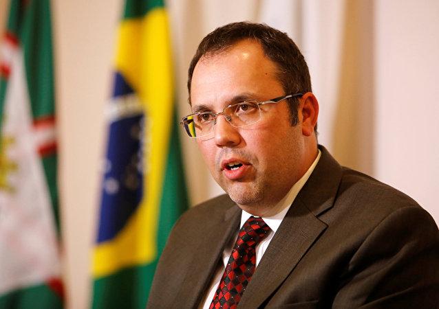 El juez Marco Josegrei da Silva