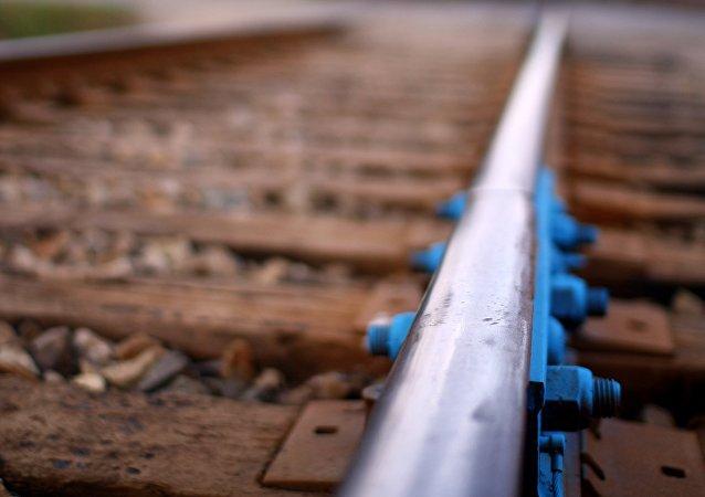 Vía ferroviaria