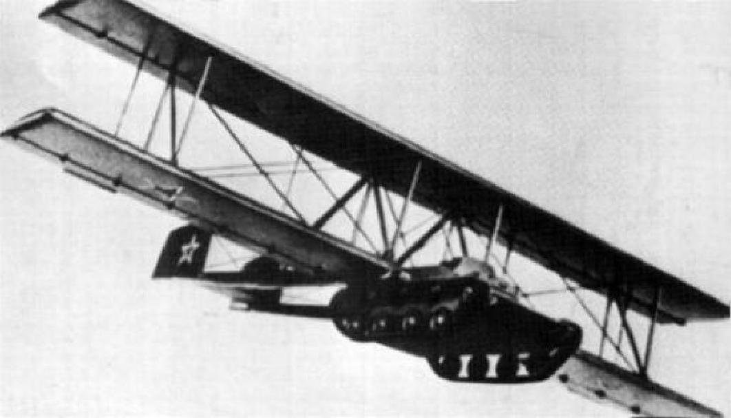 Tanque volador A-40