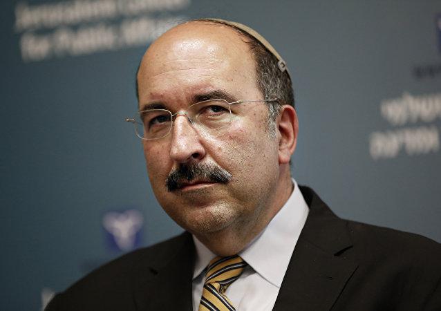 Ministerio israelí de Exteriores, Dore Gold