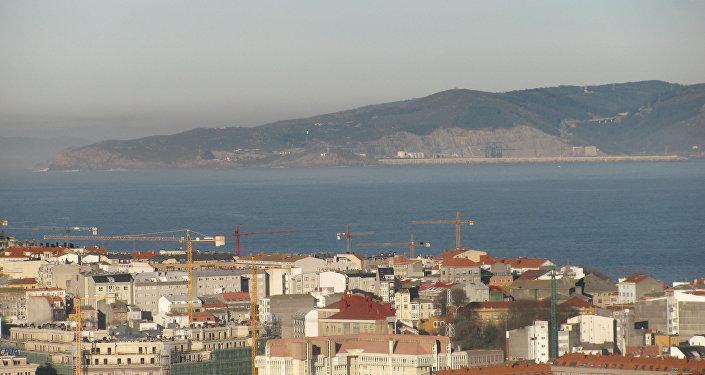 El puerto de Ferrol
