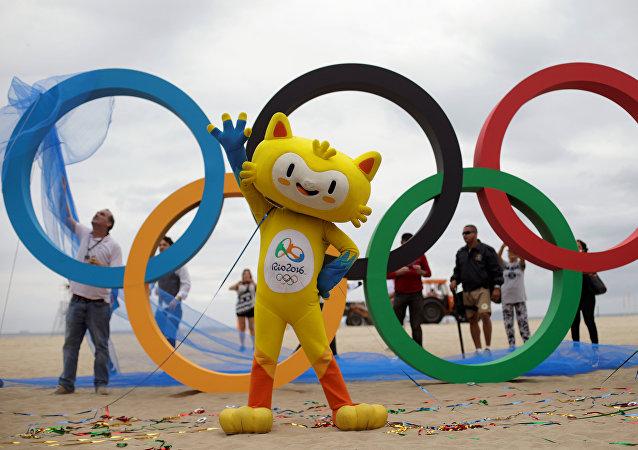 La mascota de los JJOO 2016 en Río (archivo)