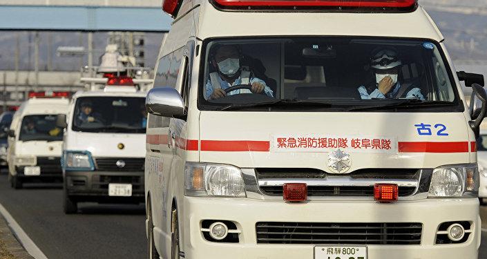 Ambulancia japonesa