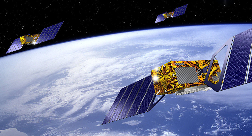Sistema de satélites Galileo (imagen referencial)