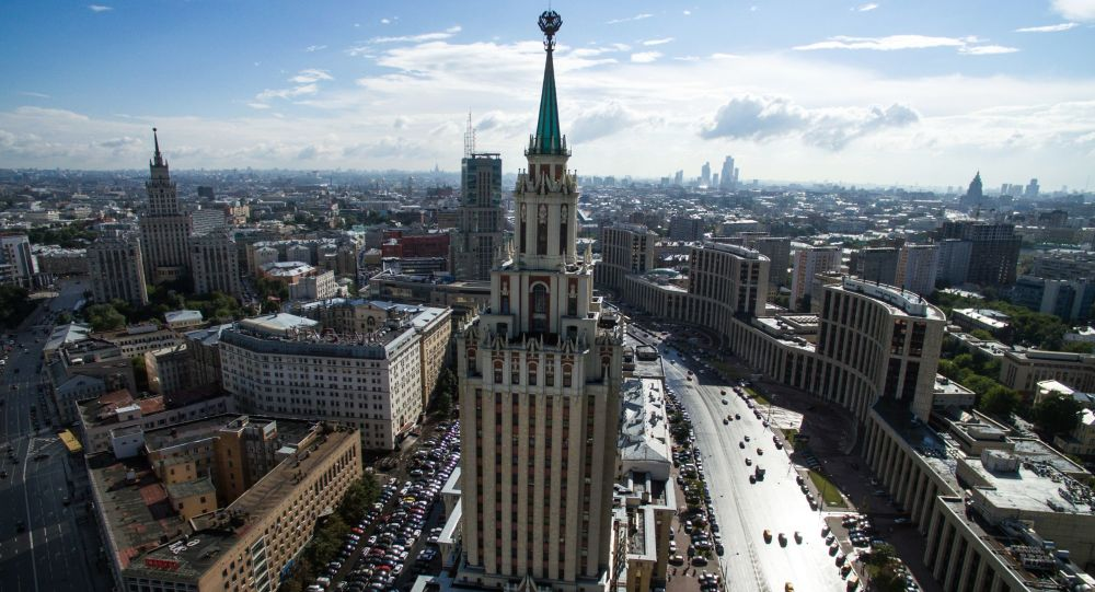 El hotel Hilton Moscow Leningradskaya