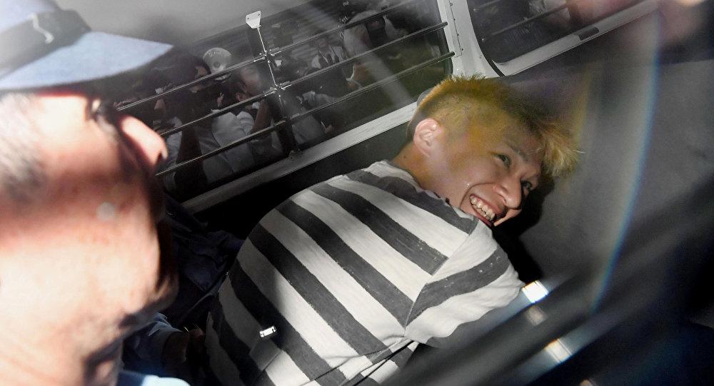 Satoshi Uematsu, responsable del ataque perpetrado en un centro para discapacitados en Japón