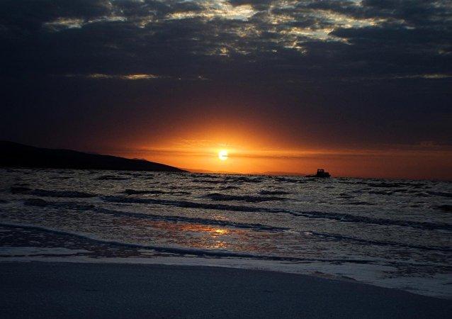 Lago Urmía