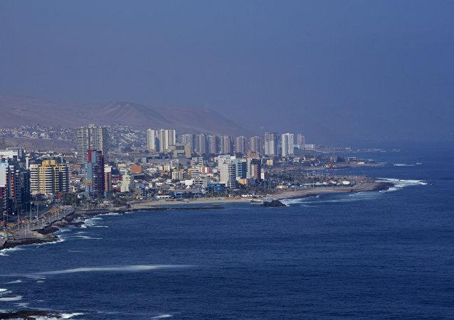 Antofagasta en Chile