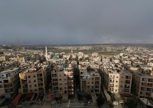 Ciudad de Alepo, Siria (archivo)