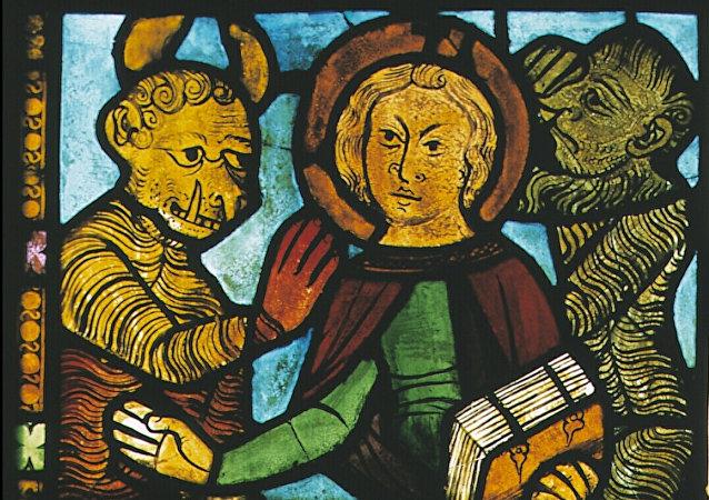 El Anticristo (ilustración)
