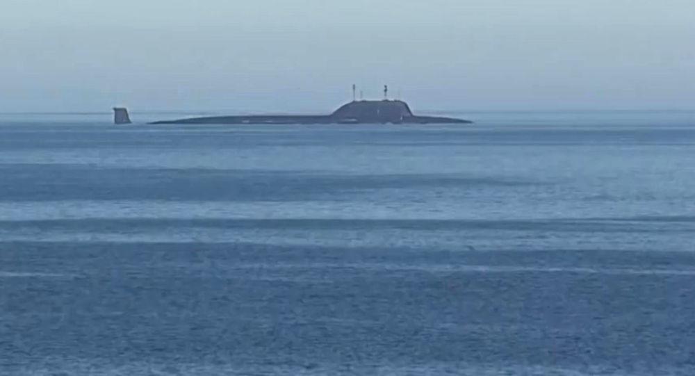 Submarino K-560 de clase Yasen