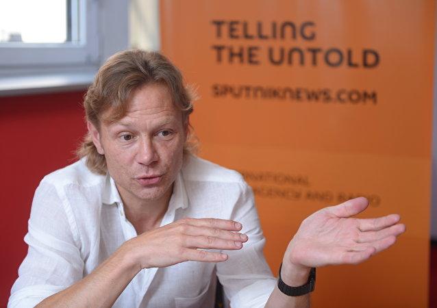 Valeri Karpin, exfutbolista y entrenador ruso