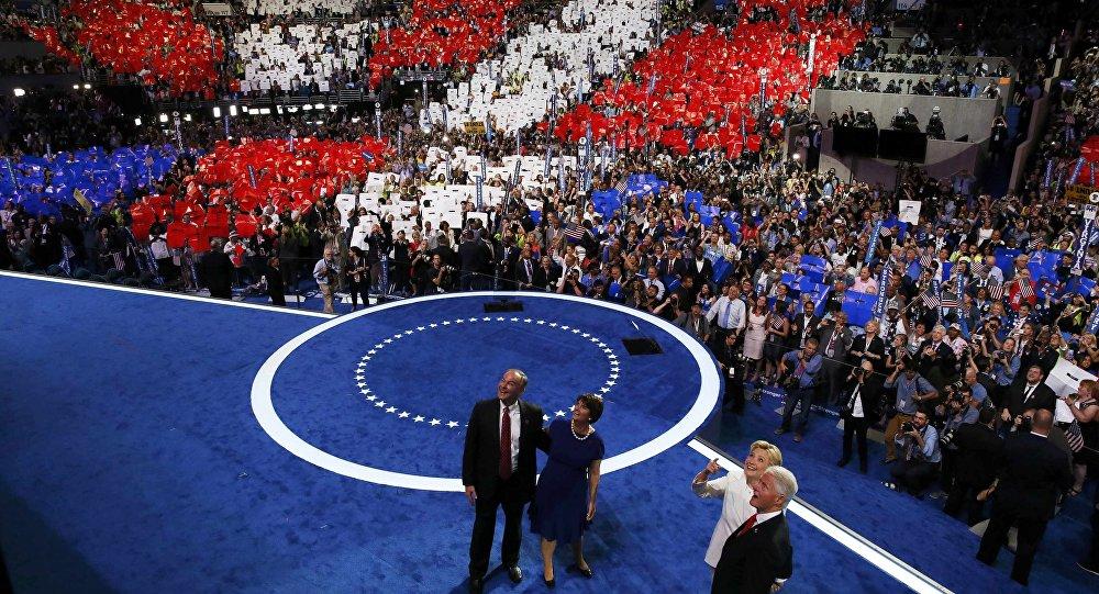 La Convención Nacional Demócrata