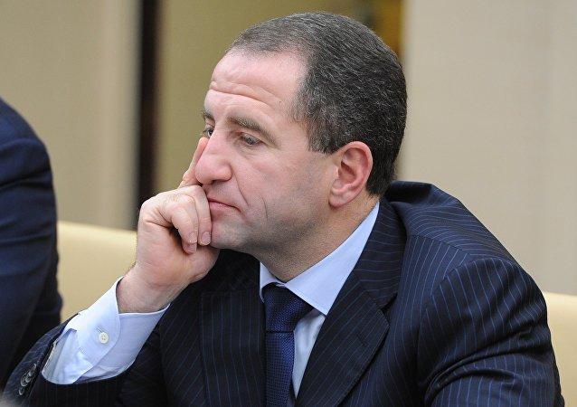 Mijaíl Bábich, el futuro embajador de Rusia en Ucrania