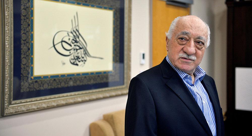 Fethullah Gulen en su casa en Pensilvania