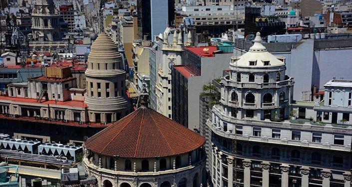 Buenos Aires, Argentina (archivo)
