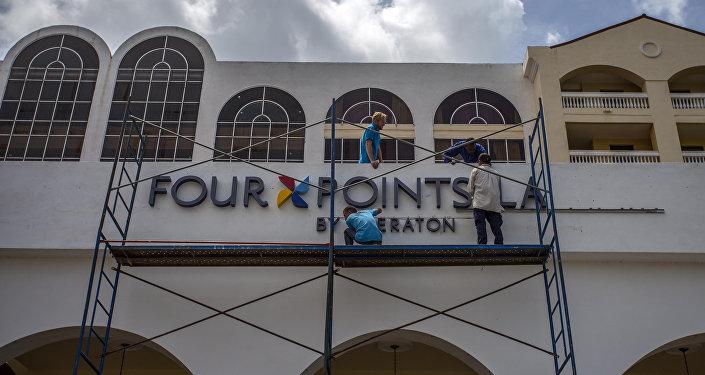 Four Points, Sheraton, La Habana