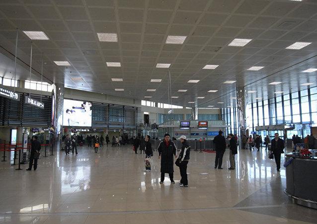 Aeropuerto chino