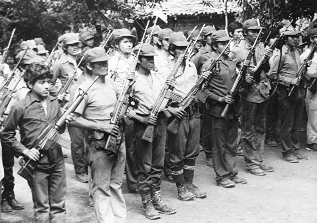 Guerra civil de El Salvador