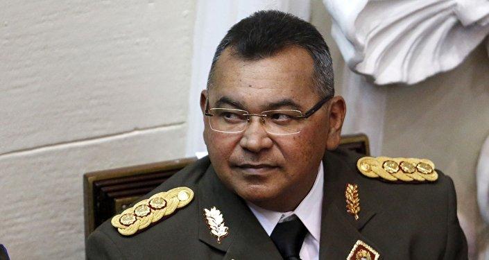 Néstor Reverol, ministro del Interior y Justicia y Paz de Venezuela