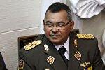 Néstor Reverol, ministro del Interior de Venezuela
