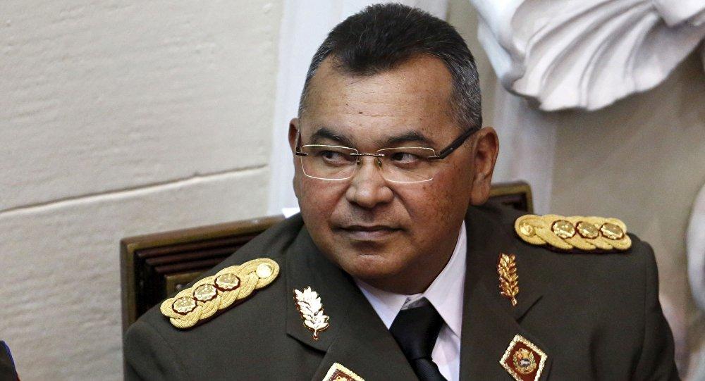 Image result for el ministro de Interior de Venezuela , Néstor Reverol
