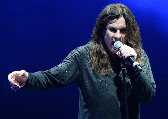 El cantante británico Ozzy Osbourne