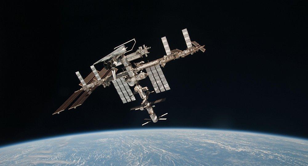 La Estación Espacial Internacional (ISS)