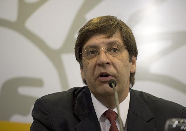 Javier Miranda, abogado de derechos humanos