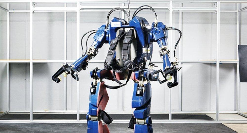 El futuro exoesqueleto de Hyundai