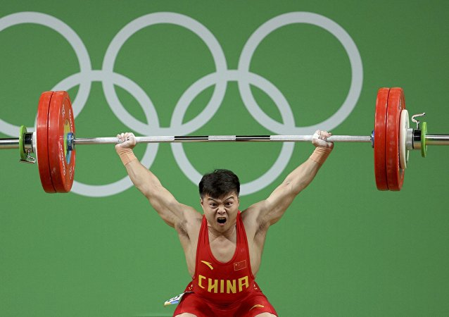 Long Qingquan, atleta de China