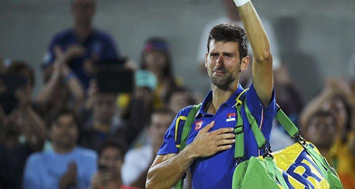 Novak Djokovic, tenista de Serbia