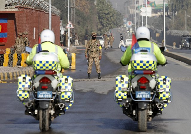 Policía de Pakistán