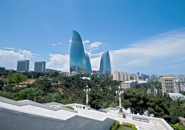 Bakú, Azerbaiyán (archivo)