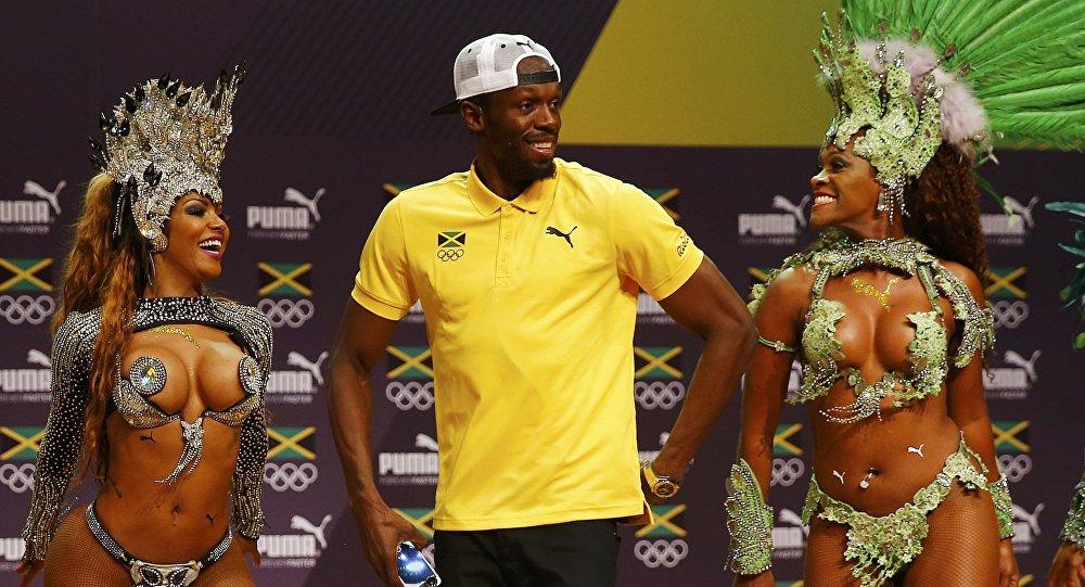 Usain Bolt, velocista jamaicano