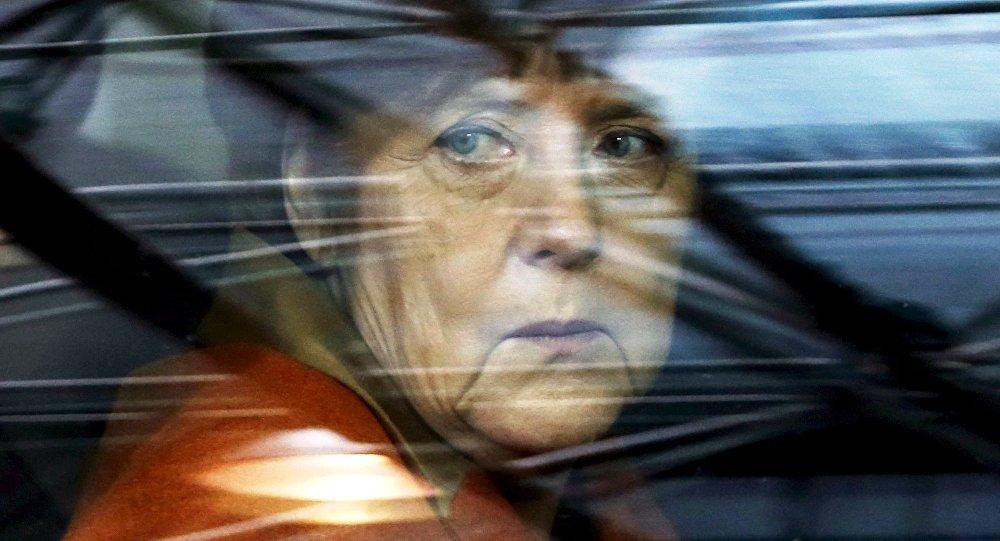 Ángela Merkel, canciller de Alemania