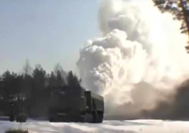 Los militares rusos ocultarán una ciudad bajo un 'manto de humo'