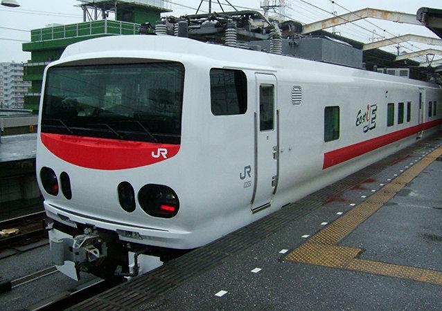 El tren japones E491