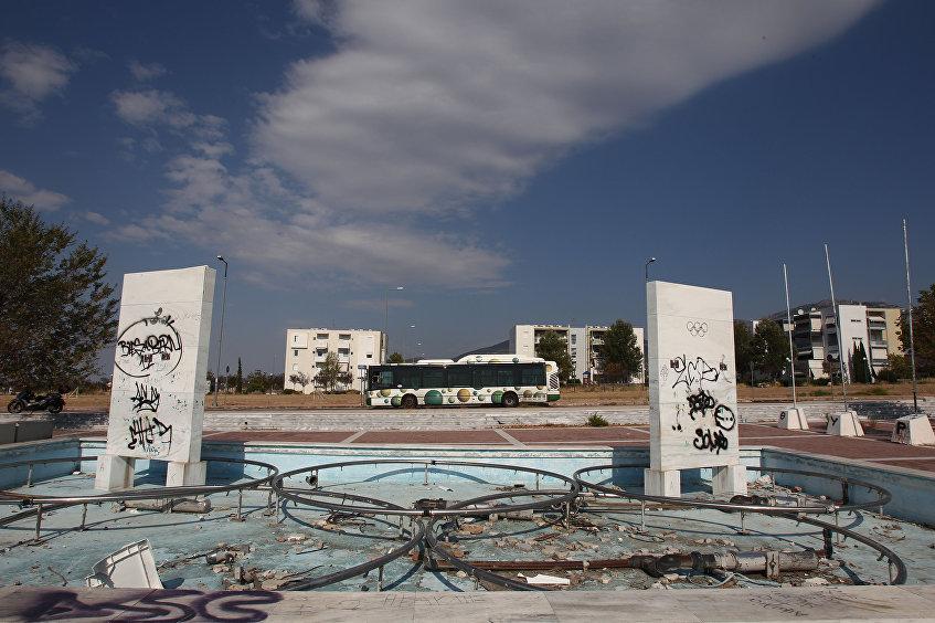Villa Olímpica de Atenas. Juegos Olímpicos de 2004.