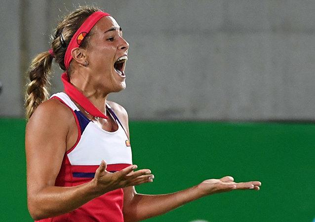 Monica Puig, tenista puertorriqueña