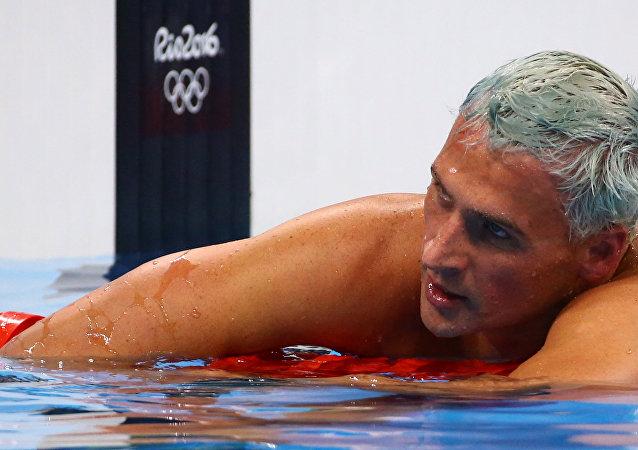 Ryan Lochte, el campeón olímpico de EEUU