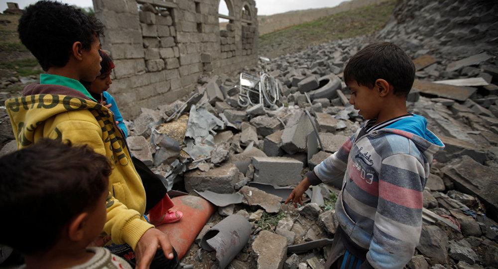 Dos tercios de la poblaci n de yemen pasan hambre for Salon yemenite