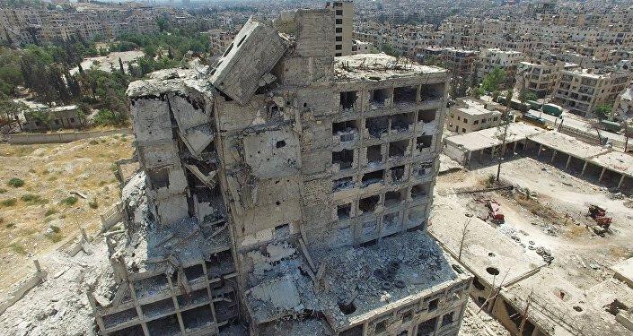 La ciudad de Alepo