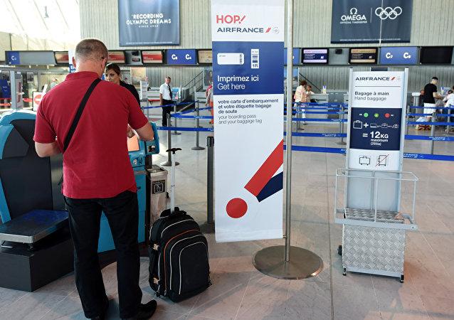 El aeropuerto de Niza (archivo)