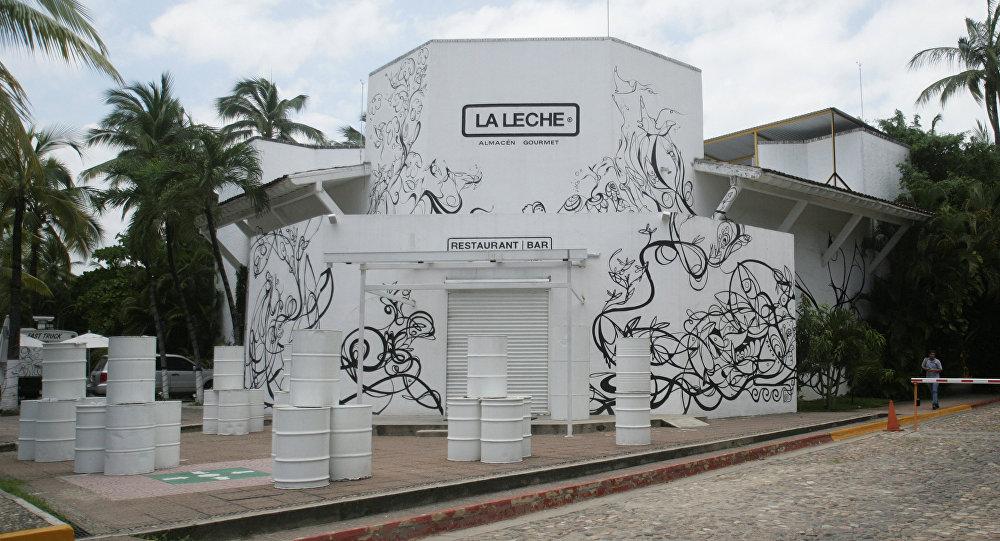 Restaurante La Leche donde más de 10 supuestos delincuentes han sido secuestrados