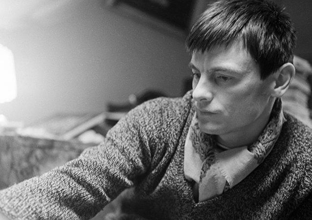 El director Andréi Tarkovski