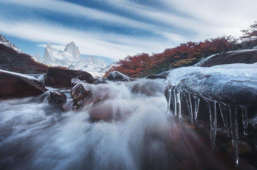 La Patagonia, a través de la mirada de un fotógrafo ruso