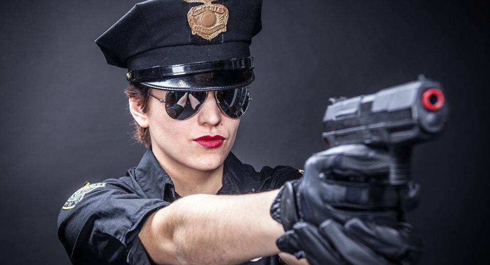 EEUU Gasta Más En Promover A Las Mujeres Policía En El