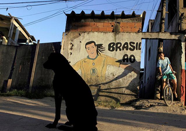 La demolida favela de Vila Autódromo